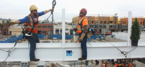 Los Angeles LGBT Center Topping Off Ceremony