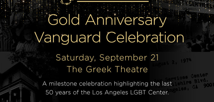 Gold Anniversary Vanguard Celebration