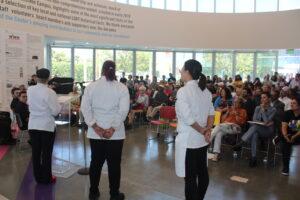 Culinary Arts graduation