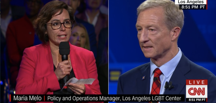 Equality Now: Center Joins in the Dems' LGBTQ Equality Town Hall