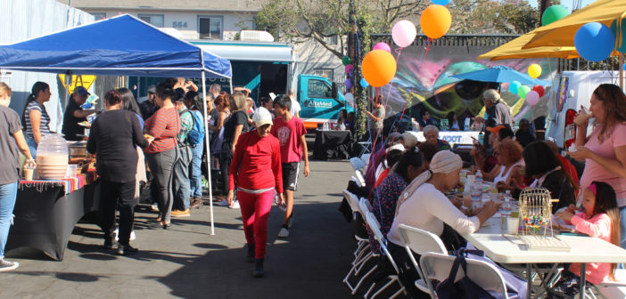 Eastside Neighborhood Turns Out for Mi Centro's 2nd Annual Community Resource Fair