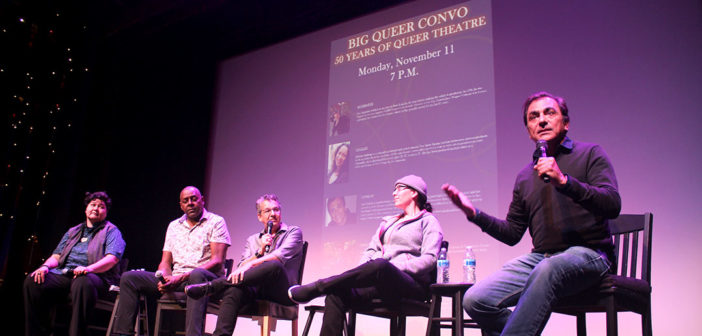 Big Queer Convo Panelists: LGBTQ Theater in LA Needs More Support