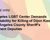 Center Demands Accountability for Killing of Dijon Kizzee by Los Angeles County Sheriff's Department Deputies