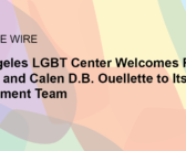 Center Welcomes Ricardo DeLeon and Calen D.B. Ouellette to Its Senior Management Team