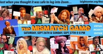 Expect the Usual Mayhem When The MisMatch Game Goes Virtual Sept. 25-26