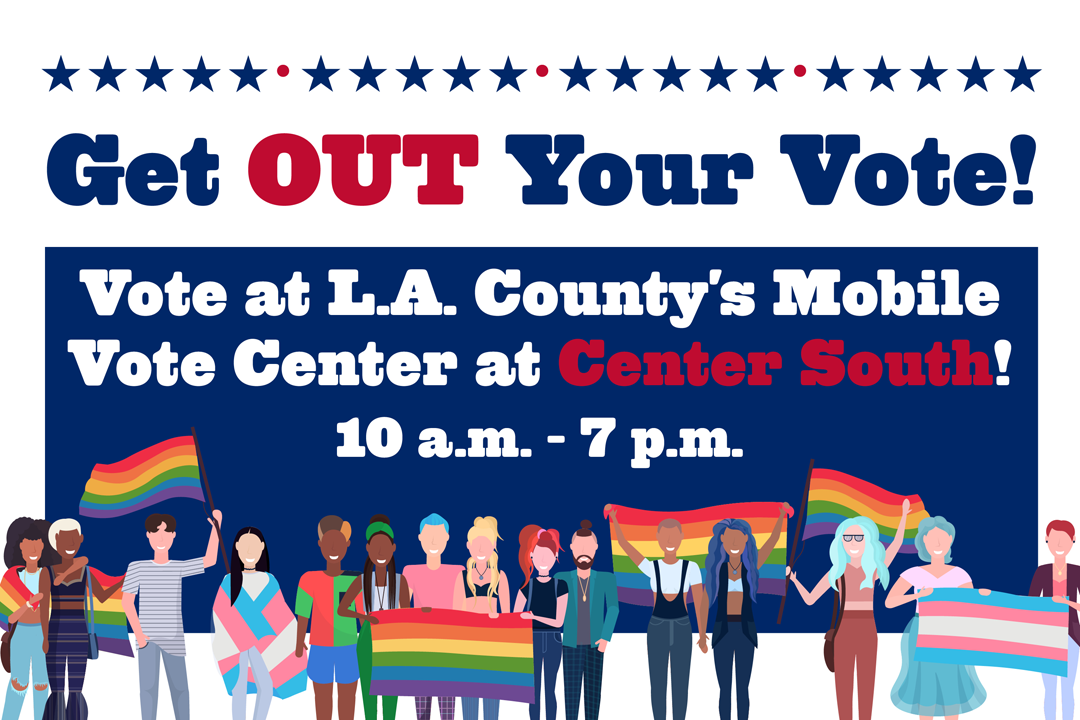 Mobile Vote Center - Center South