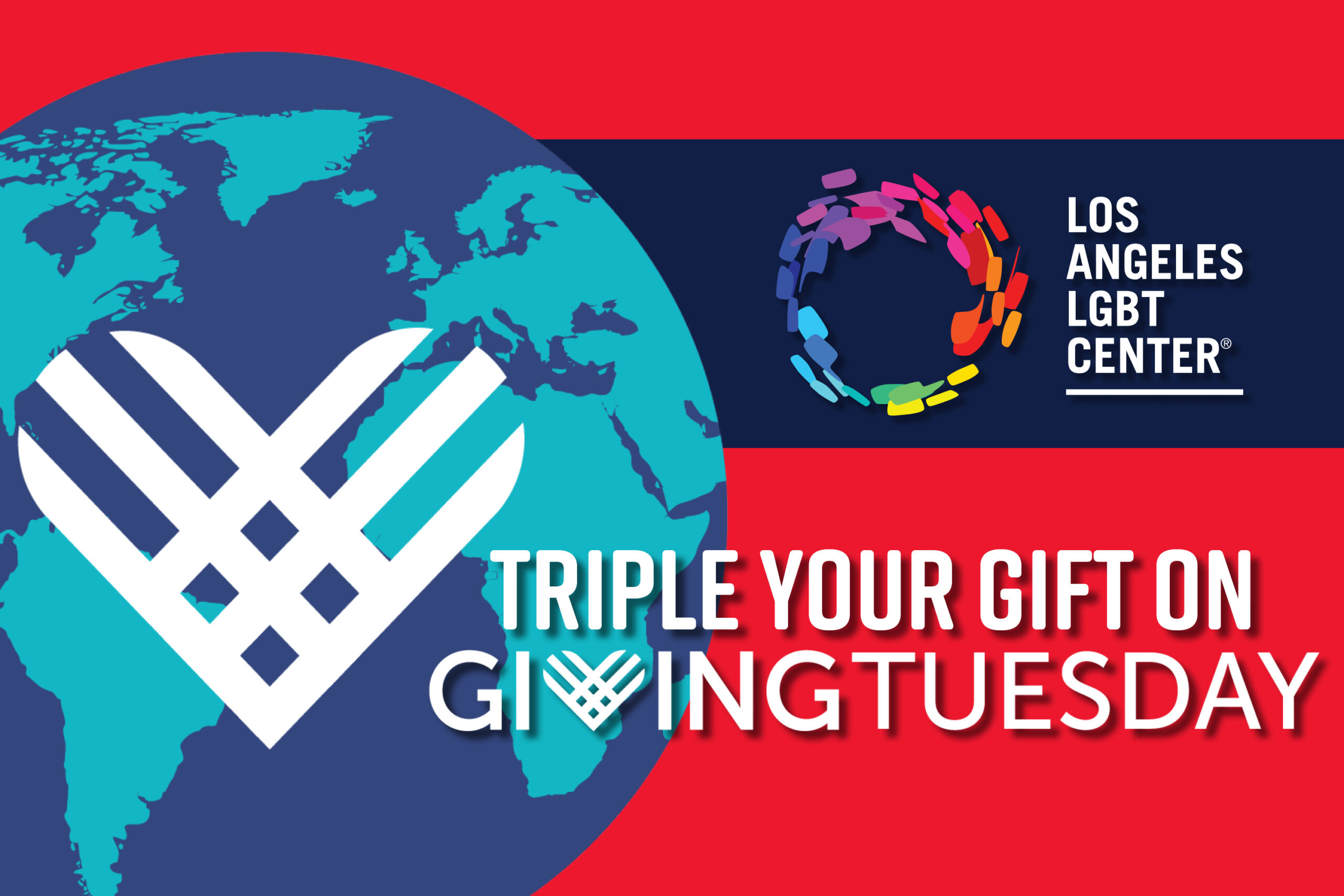 Giving Tuesday Triple Your Gift