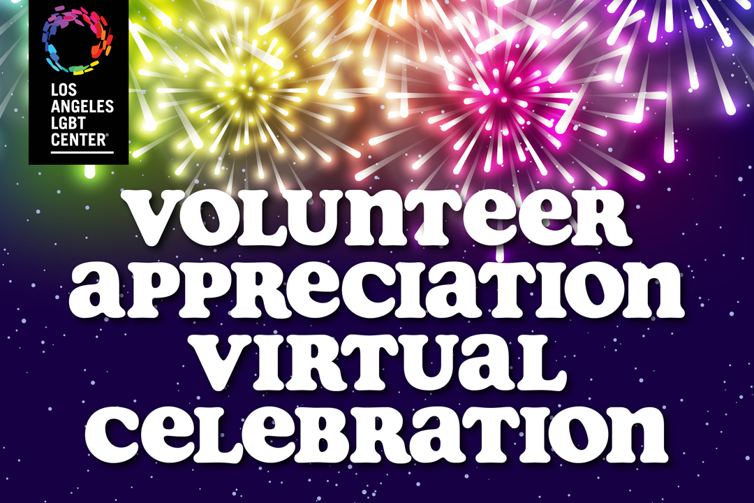 Volunteer Appreciation Virtual Celebration