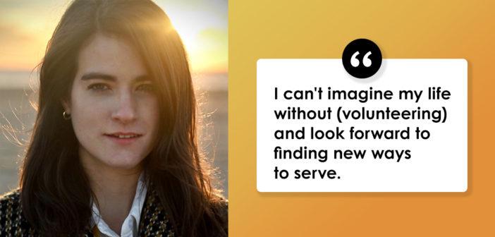 Meet Center Volunteer Emma Blyth