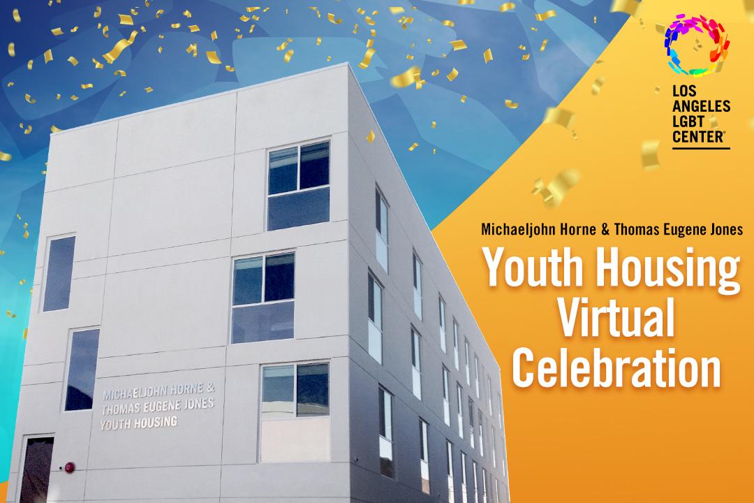 Youth Housing Virtual Celebration