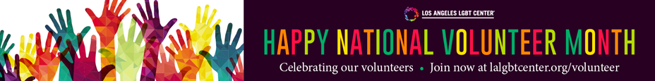Happy National Volunteer Month Join Now