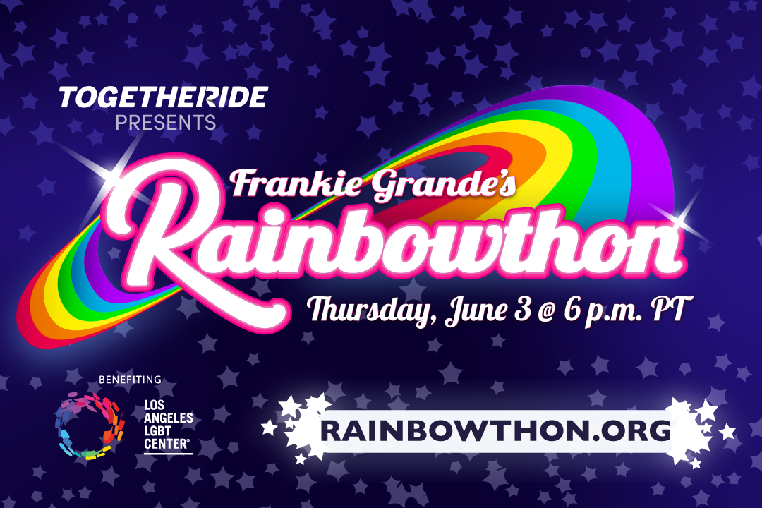 Frankie Grande's Rainbowthon