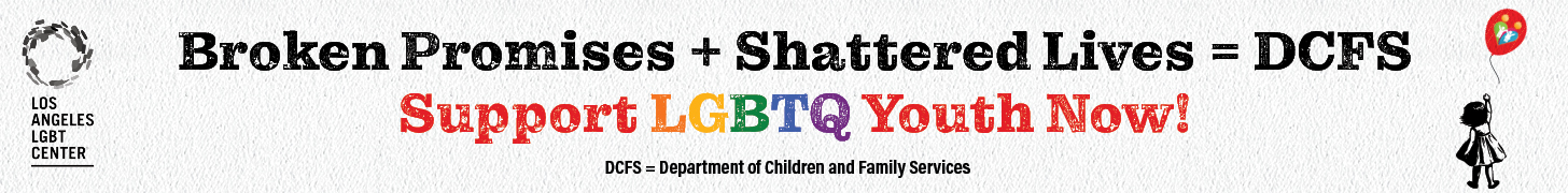 Support LGBTQ Youth Now
