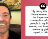 Meet Center Volunteer Jeff Lerner!