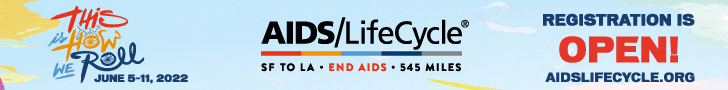 Registration open for AIDS/LifeCycle