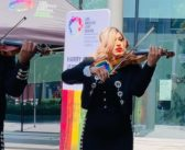 The World's First LGBTQ Mariachi Band Performs for the Center to Celebrate National Hispanic Heritage Month