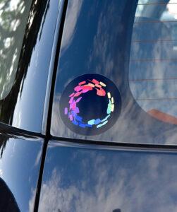 Los Angeles LGBT Center Bumper Sticker
