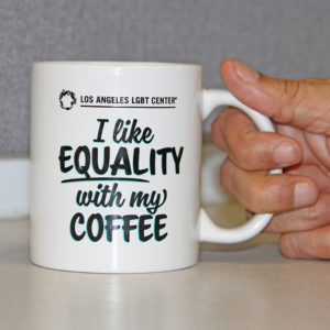 Los Angeles LGBT Center Equality Mug