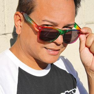 Los Angeles LGBT Center Sunglasses
